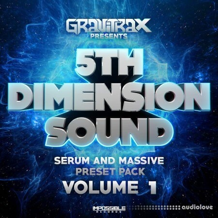 Impossible Records Gravitrax 5th Dimension Sound Vol.1
