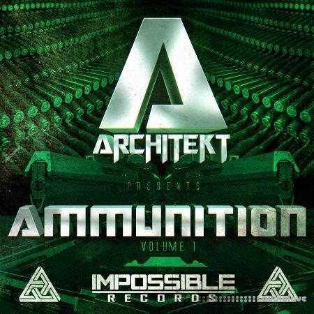 Impossible Records Architekt presents Ammunition Vol.1