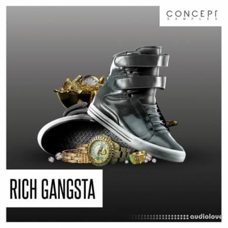 Concept Samples Rich Gangsta
