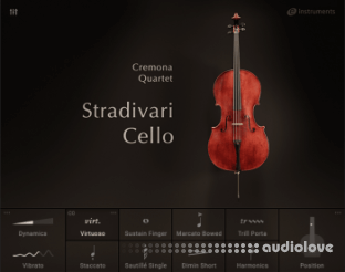 Native Instruments Stradivari Cello