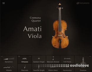 Native Instruments Amati Viola