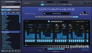 Spectrasonics Omnisphere Soundsource Library