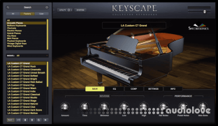 Spectrasonics Keyscape Soundsource Library