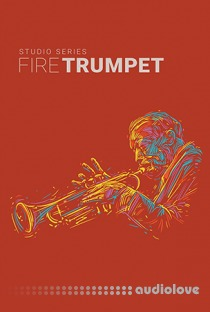 8Dio Sample Aid Studio Series Fire Trumpet