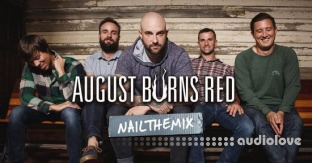 Nail The Mix August Burns Red Coordinates by Carson Slovak and Grant McFarland