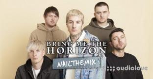 Nail The Mix Bring Me The Horizon Chealsea Smile by Frederik Nordstrom