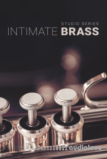 8Dio Intimate Studio Brass