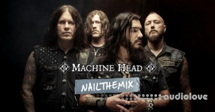Nail The Mix Machine Head Is There Anybody Out There by Joel Wanasek