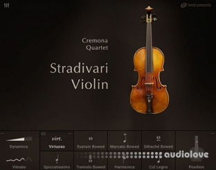 Native Instruments Stradivari Violin