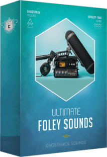 Ghosthack Sounds Ultimate Foley Sounds