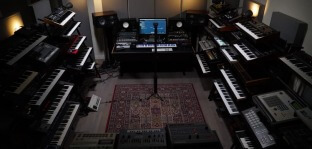 Sharooz Raoofi Principle Pleasure Studios Analog Synth and Drumbox Collection