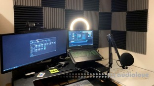 Udemy Build a Spare Room Studio for Rapid Video and Audio Creation