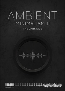 Big Fish Audio Ambient Minimalism 2: The Dark Side