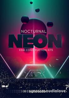 Big Fish Audio Nocturnal Neon: EDM Construction Kits