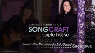 Truefire Robben Ford's Songcraft Purple House