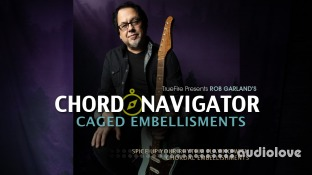 Truefire Rob Garland Chord Navigator CAGED Embellishments