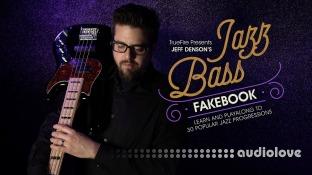 Truefire Jeff Denson Jazz Bass Fakebook