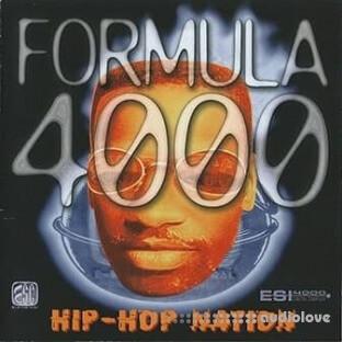 E-MU Formula 4000 Vol.1 Hip Hop Nation