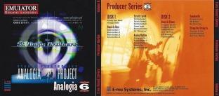 E-MU Analogia Project