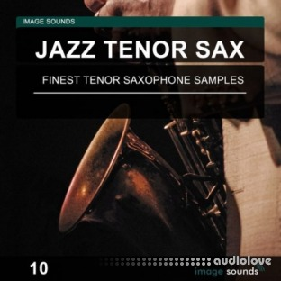 Image Sounds Jazz Tenor Sax 10