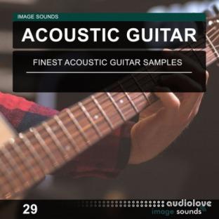 Image Sounds Acoustic Guitar 29