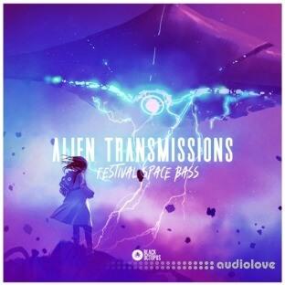 Black Octopus Sound Alien Transmissions Festival Space Bass