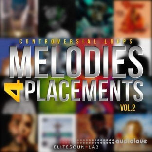 Controversial Loops Melodies For Placements Vol.2