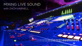CreativeLIVE Mixing Live Sound with Zach Varnell