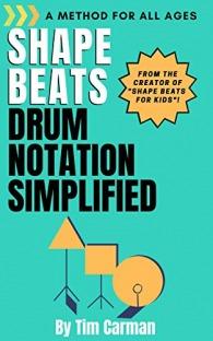 Shape Beats: Drum Notation Simplified