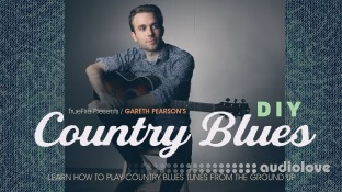 Truefire Gareth Pearson DIY Country Blues