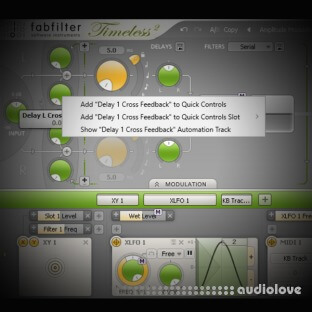 Samplecraze Using Modulation To Shape a Delay Effect's Filters