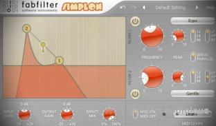 Samplecraze Using Modulation with a 2 Band Filter - FabFilter Simplon