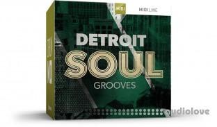 Toontrack Detroit Soul Grooves Drum MIDI