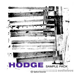Splice Sounds Hodge Sample Pack