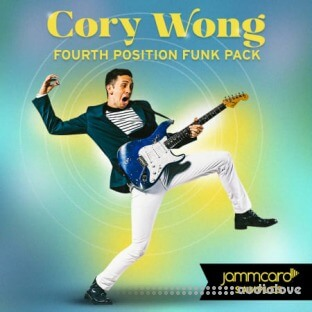 Jammcard Samples Cory Wong Fourth Position Funk