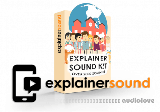 Explainer Sound SFX library