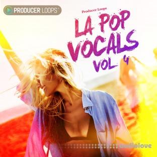 Producer Loops LA Pop Vocals Vol.4