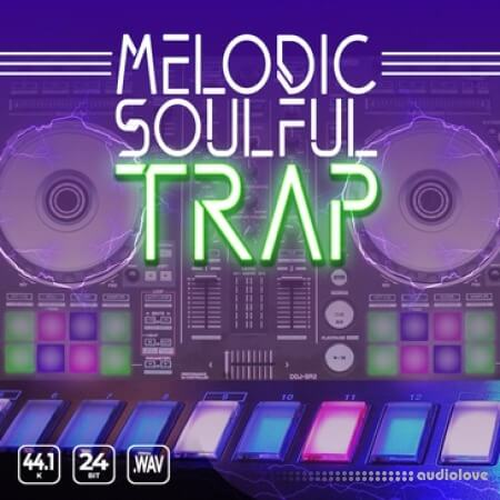 Epic Stock Media Melodic Soulful Trap