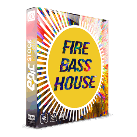 Epic Stock Media Fire Bass House