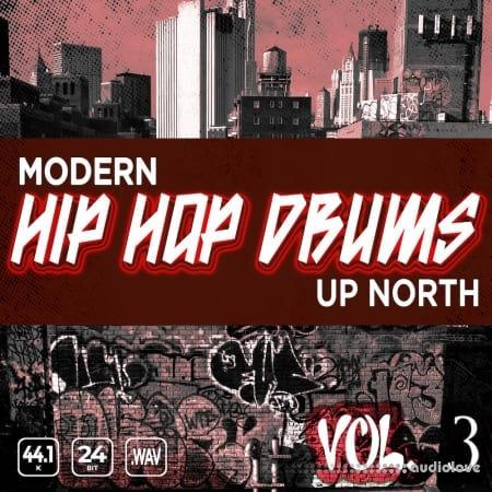 Epic Stock Media Modern Hip Hop Drums Up North Vol.3