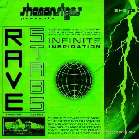 ShamanStems Rave Stabs
