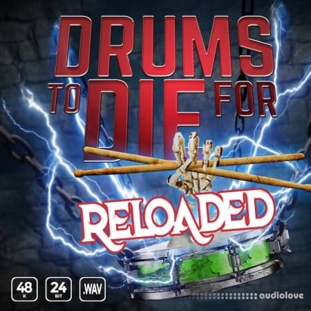 Epic Stock Media Drums To Die For Reloaded Vol.1