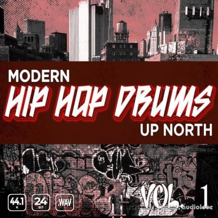 Epic Stock Media Modern Up North Hip Hop Drums Vol.1