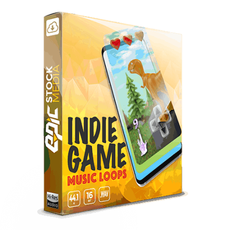 Epic Stock Media Indie Game Music Library
