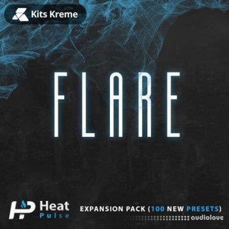 Kits Kreme FLARE (Heat Pulse Expansion) Synth Presets