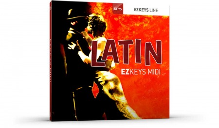 Toontrack Latin EZkeys MIDI