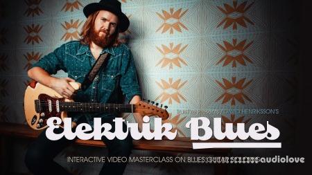 Truefire David Henriksson Elektrik Blues