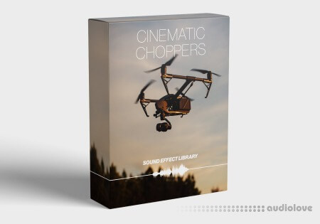 FCPX Full Access Cinematic Choppers SFX Library
