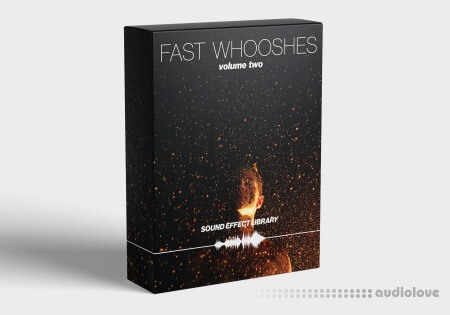 FCPX Full Access Fast Whooshes (vol.2) SFX Library