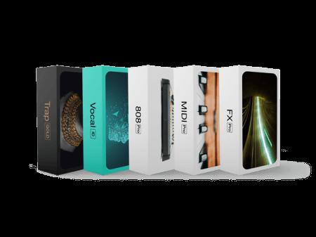 Prodigye Sample Pack Bundle for Super Producers